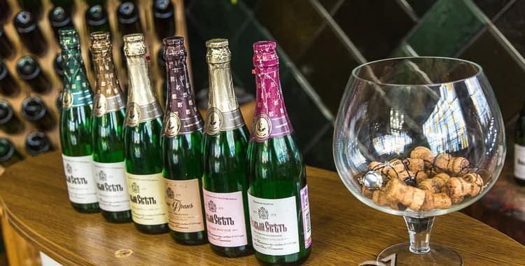 Завод шампанских вин новый свет в крыму: экскурсии, история, фото