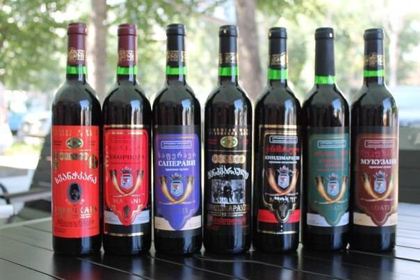 Таманские вина-обзор, описание, марки