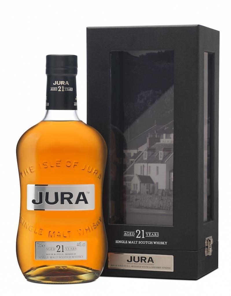Isle of jura - виски односолодовый шотландский. отзывы