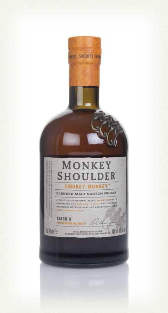 Плечо обезьяны или шотландский виски monkey shoulder (манки шоудер)