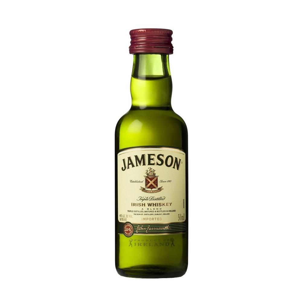 Ирландский виски jameson (джемесон)
