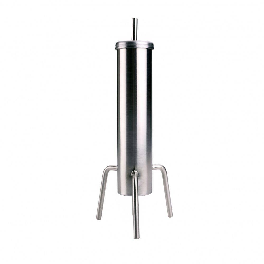 Самодельная угольная колонна из подручных материалов для очистки самогона