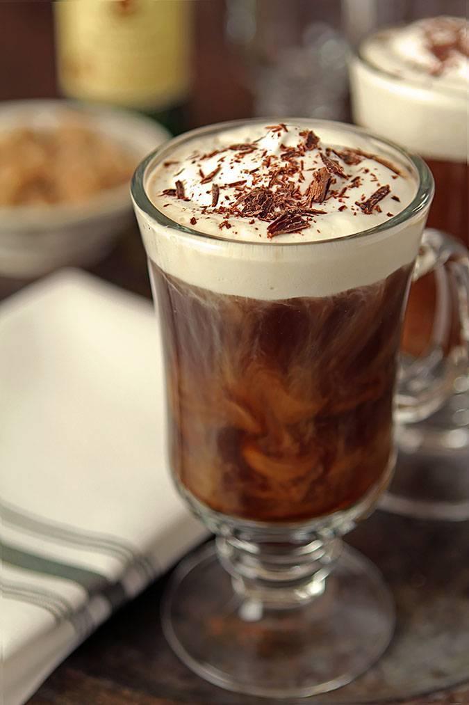 Ирландский кофе – 5 рецептов приготовления в домашних условиях - rus-womens