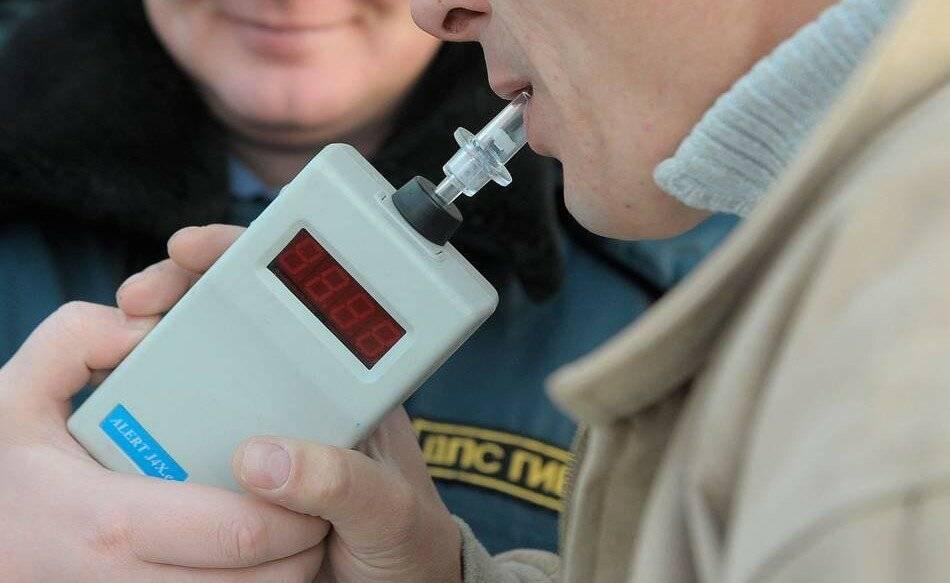 Процедура проверки водителей на алкоголь