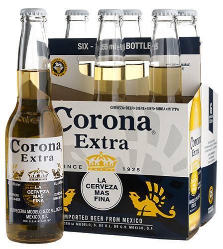 Пиво корона: производитель corona extra, описание, состав, виды