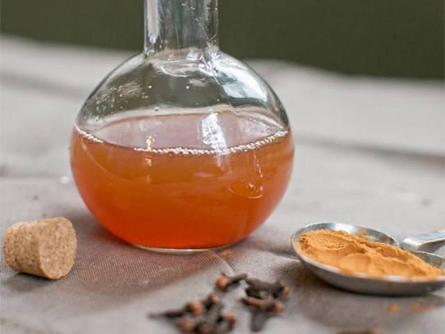 Имбирная настойка на самогоне – рецепт приготовления