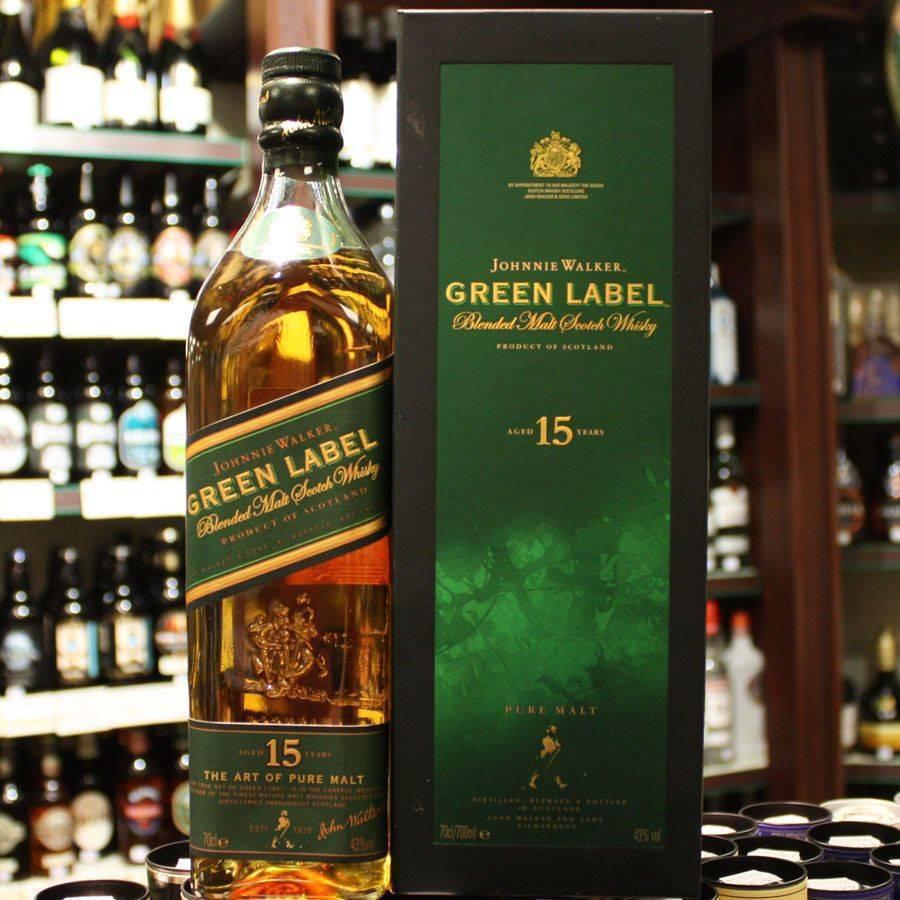 Виски johnnie walker red label (джонни уокер ред лейбл) и его особенности