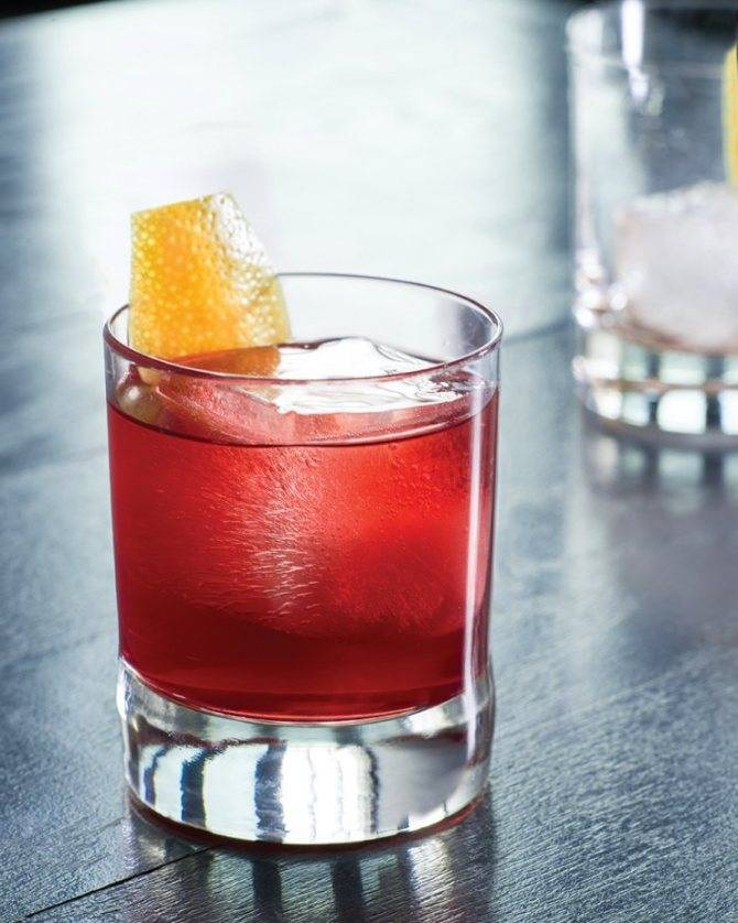 5 самых простых коктейлей с ликером cointreau (ликером куантро)
