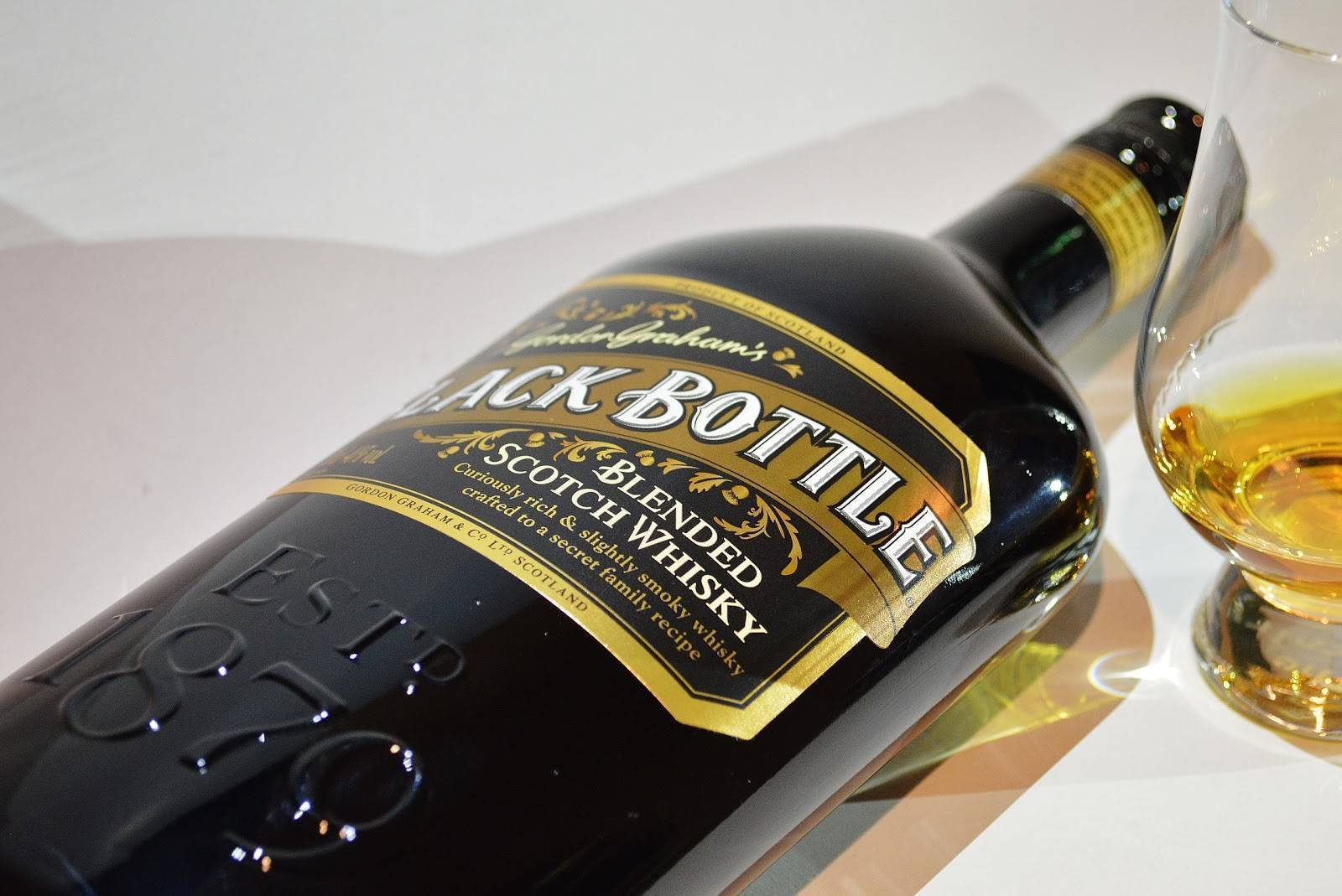 The best guide | виски black bottle