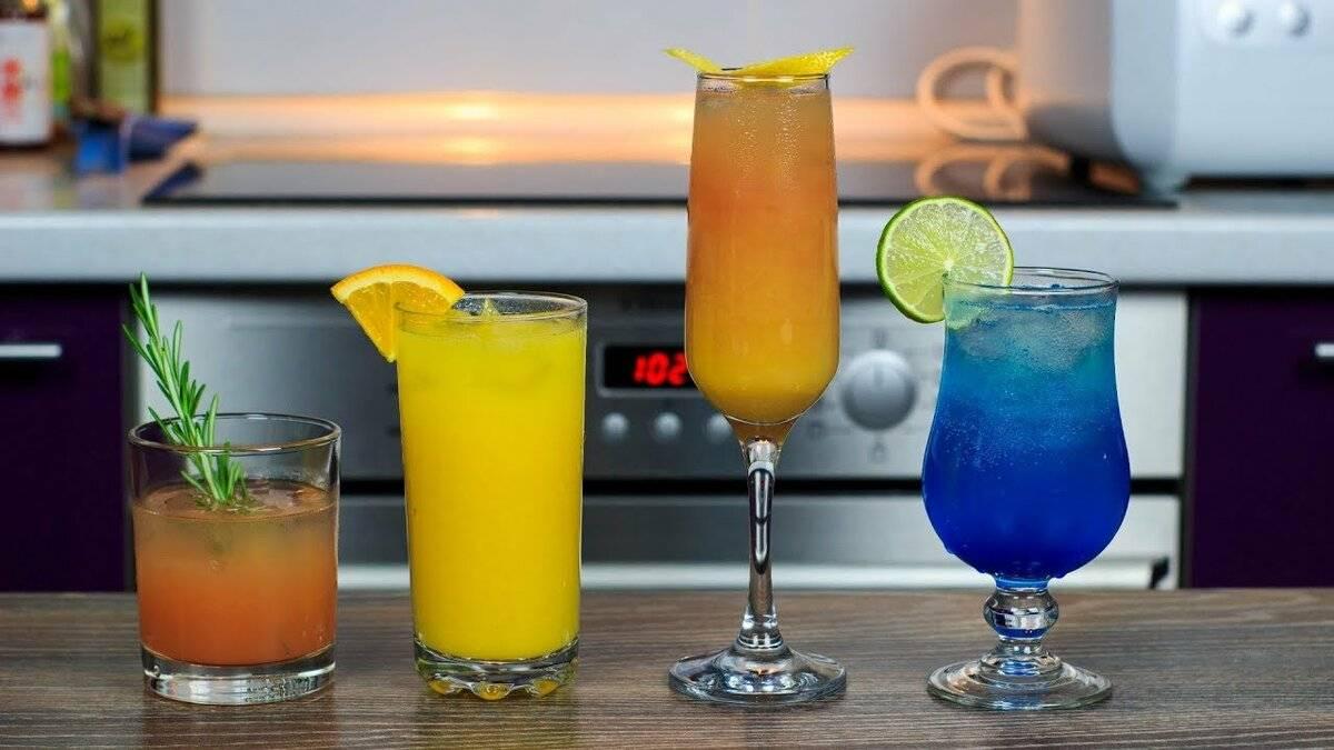 Рецепты алкогольных коктейлей с портвейном