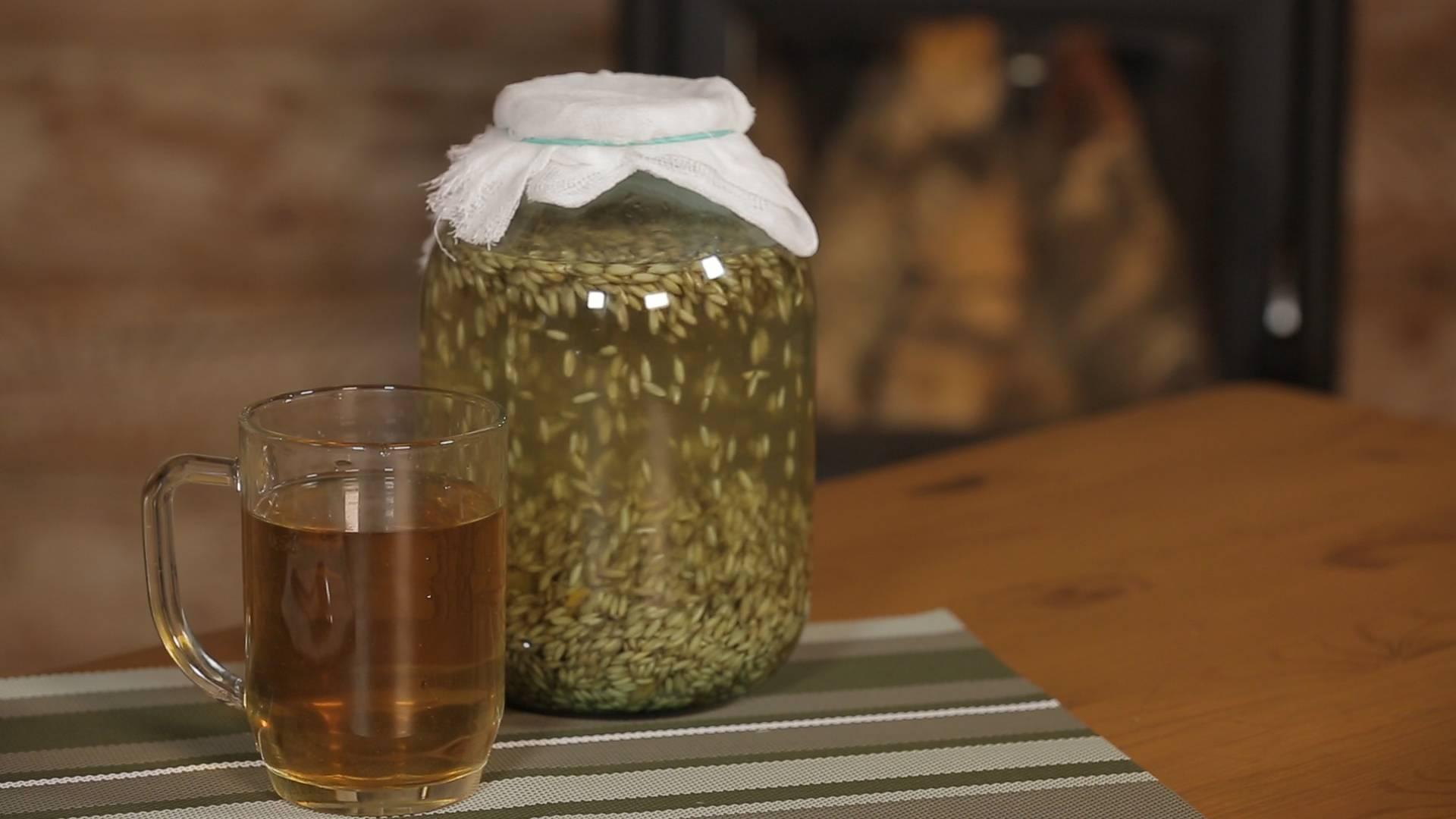 Рисовый квас: польза и вред, как пить с изюмом, отзывы
