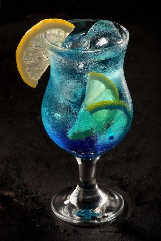 Голубая лагуна коктейль. состав, рецепт классический алкогольный и безалкогольный, фото, как сделать в домашних условиях