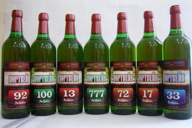Портвейн – португальское вино с сильным характером