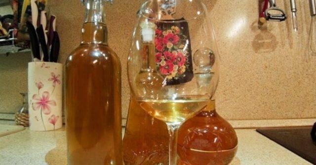 Рецепт приготовления вина из облепихи в домашних условиях