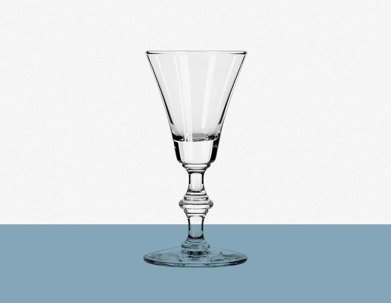 Выбор бокала для шампанского