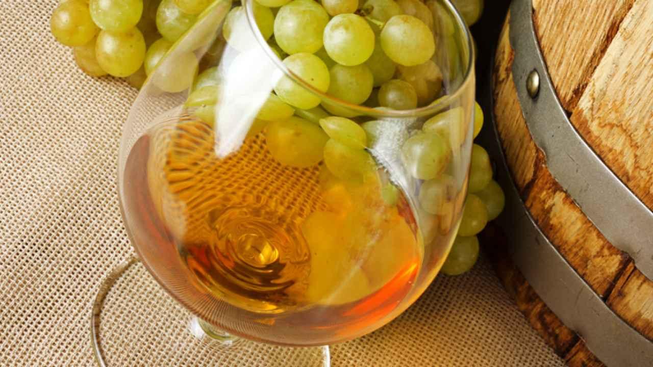 Домашний коньяк из винограда, рецепт - рецепты