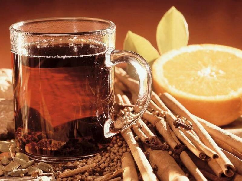 Чай с коньяком при кашле - всё о здоровье