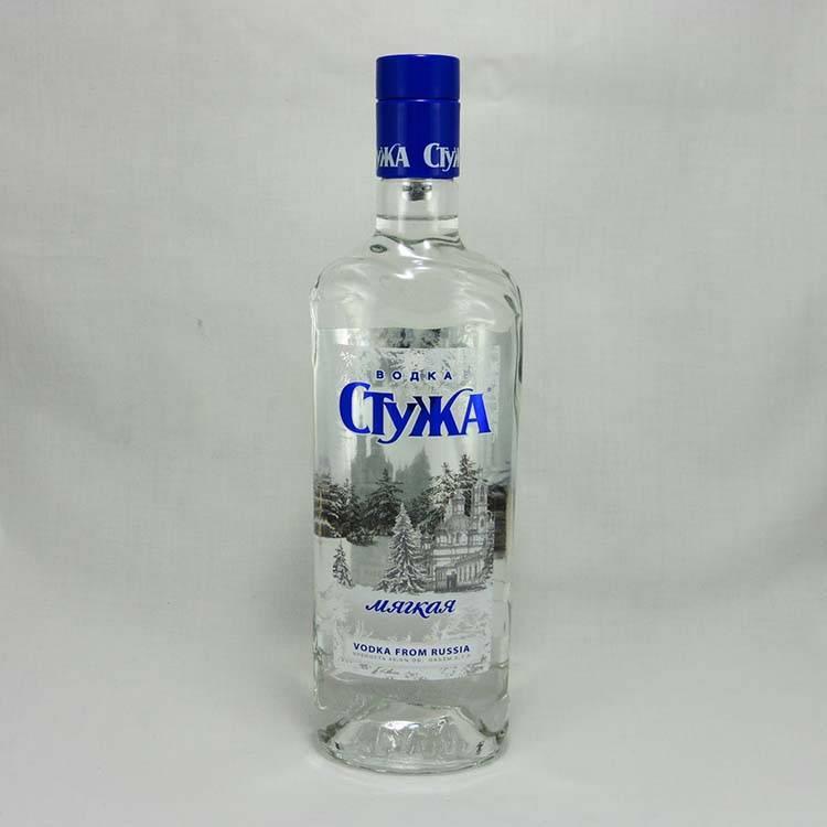 Водка: классификация спирта, состав и производство