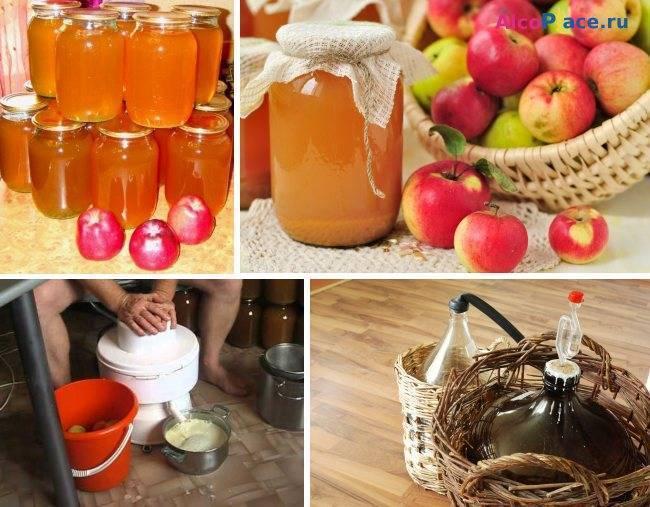 Брага без дрожжей: рецепты для самогона из сливы, из яблок, из конфет