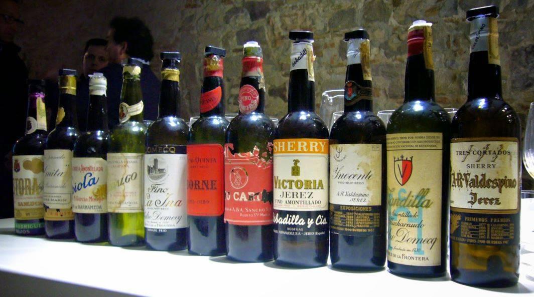 Производство вина. херес и его аналоги