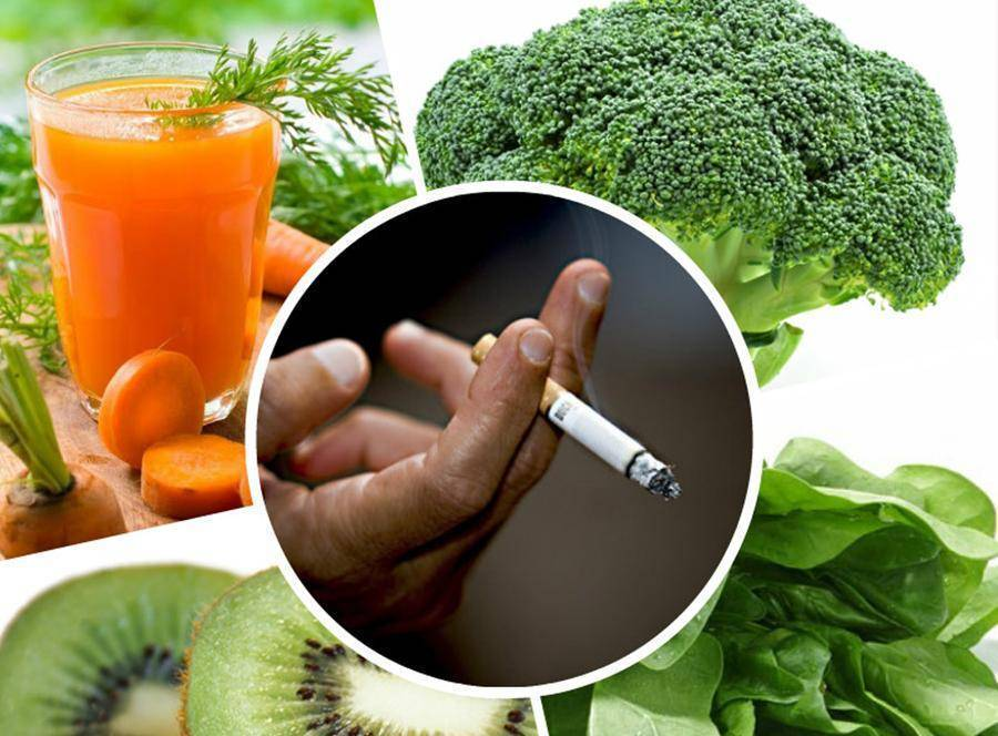 Чем «заесть» тягу к сигарете. восемь важных продуктов для бросающих курить