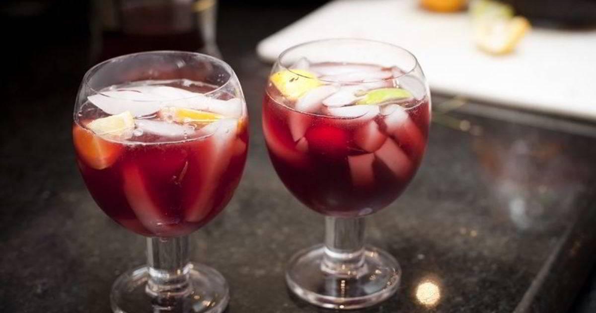 Как приготовить сангрию по классическому рецепту