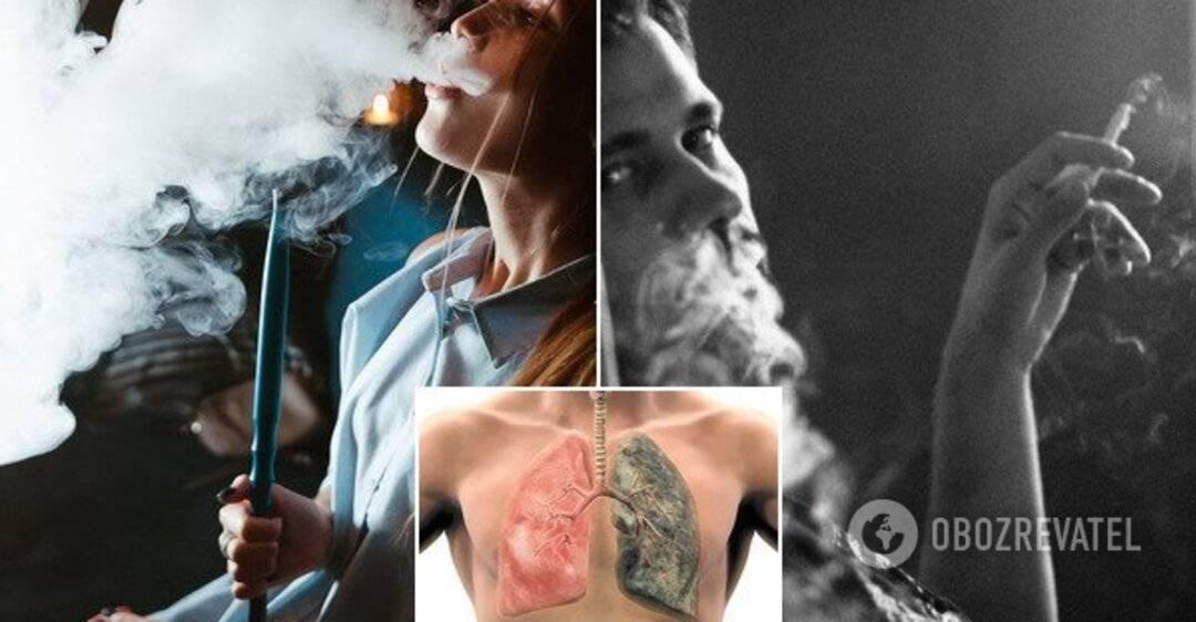 Можно ли курить, если болит горло?