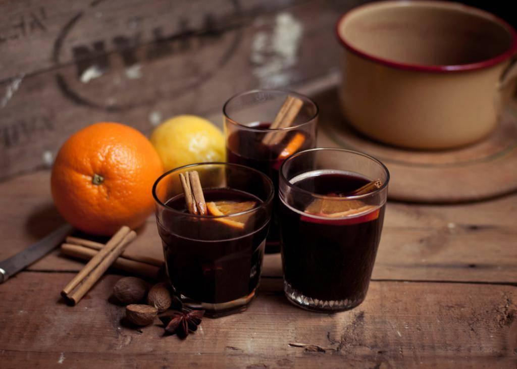 Апельсиновый глинтвейн рецепт. апельсиновые глинтвейны: домашние рецепты