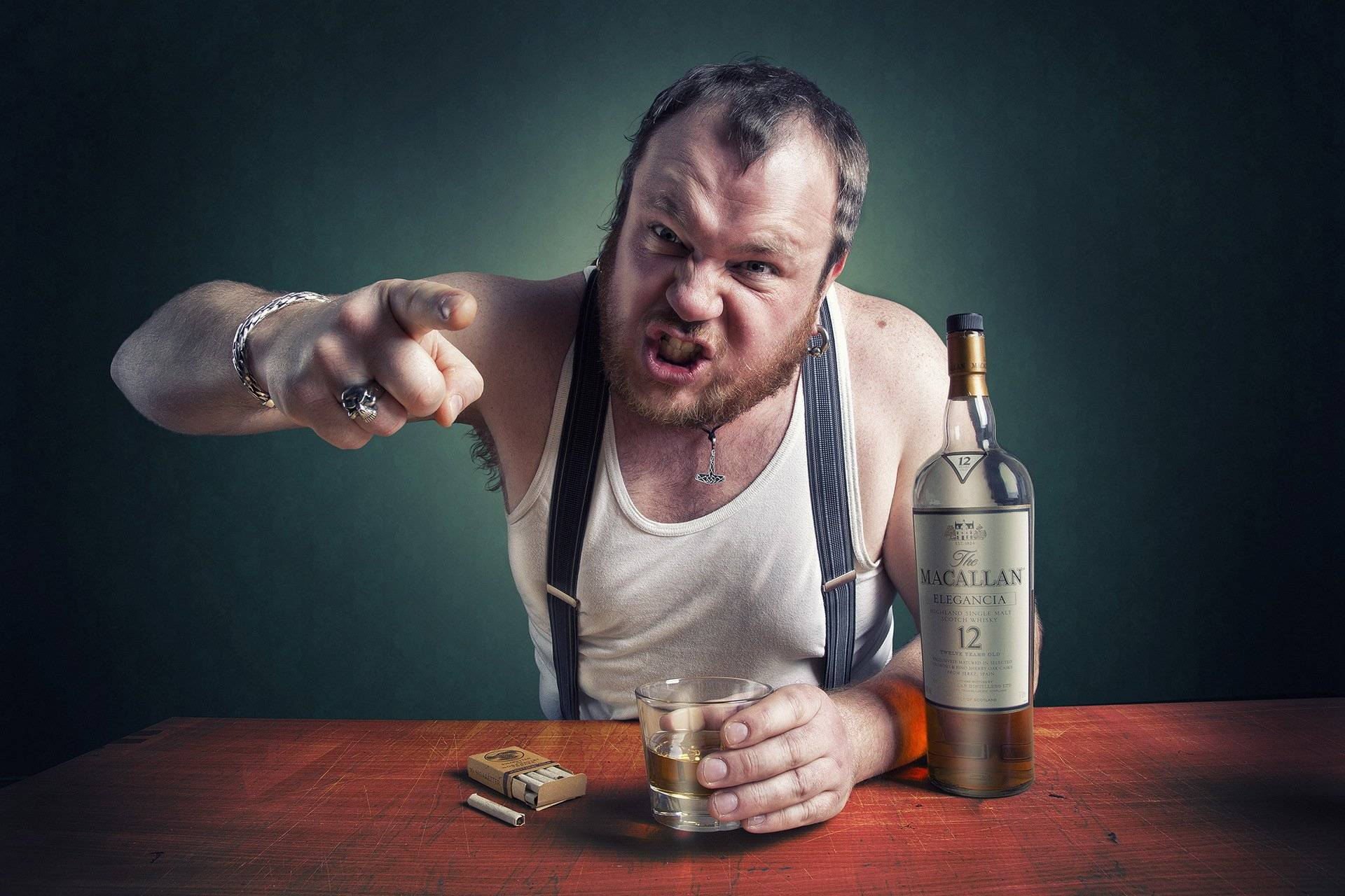 Почему человек быстро пьянеет от алкоголя