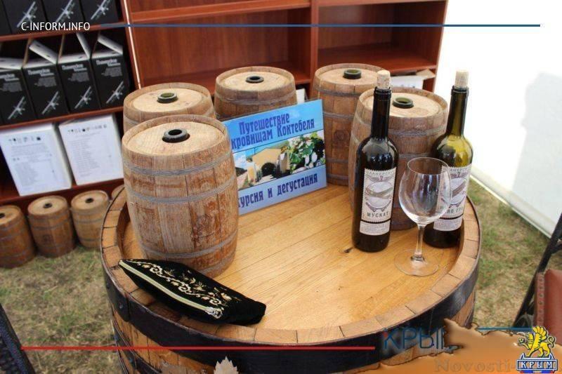 Обзор разливных вин