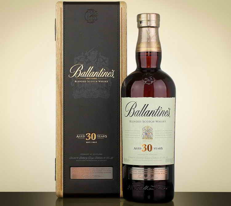 Виски баллантайнс (ballantines) — история и технология приготовления, описание как отличить подделку