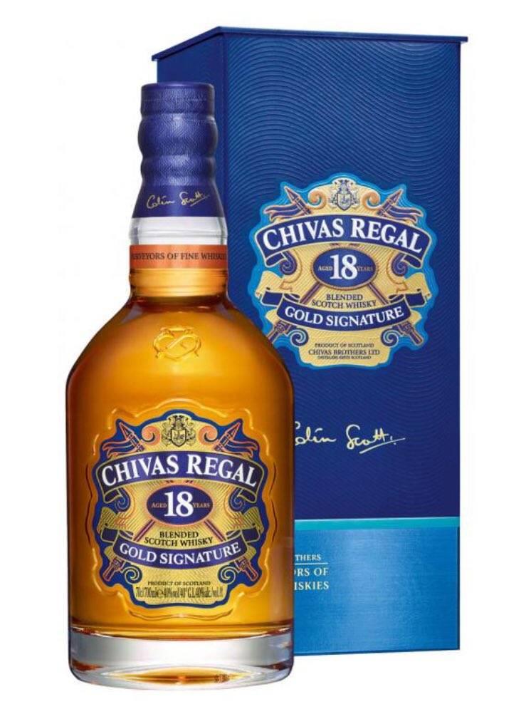 Обзор виски chivas regal (чивас ригал)