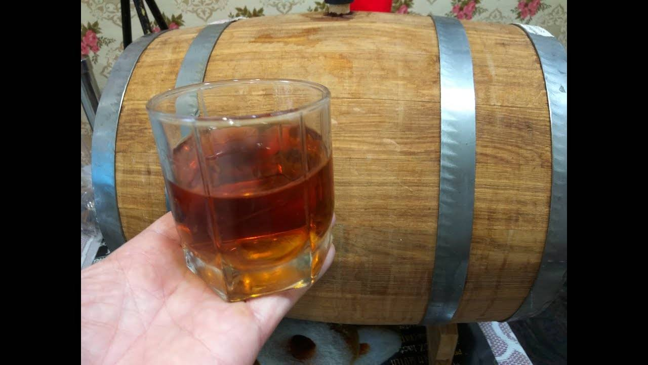 Виски из спирта: рецепты изготовления в домашних условиях