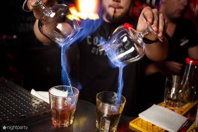 Алкоголь который поджигают и пьют - лучшие рецепты от gemrestoran.ru