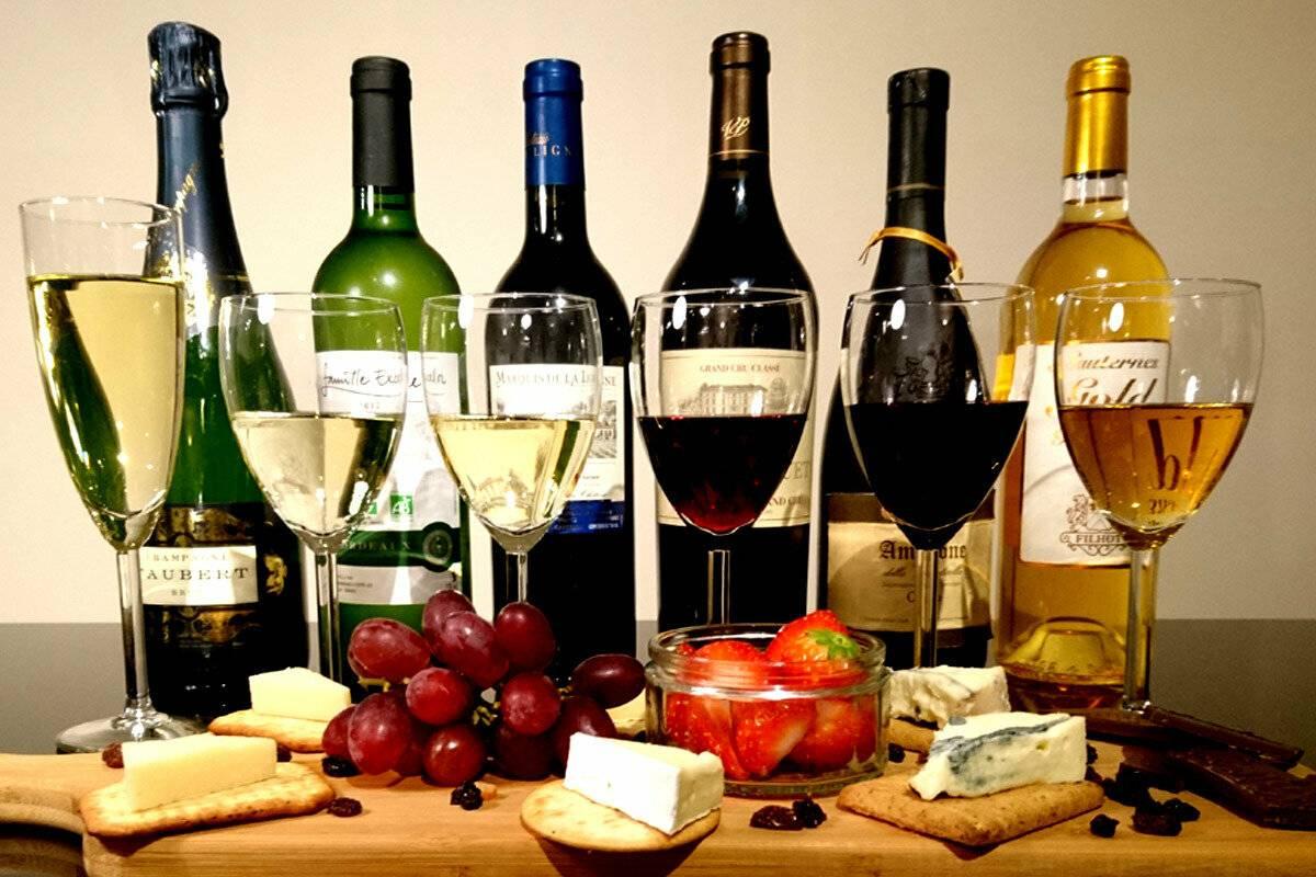 Вино: полезные и вредные свойства напитка | food and health