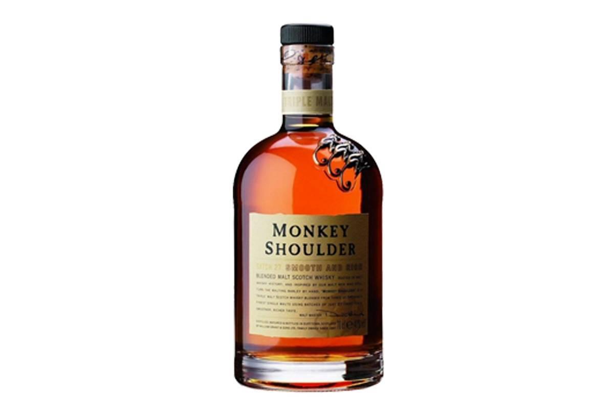 Виски monkey shoulder - напиток, который любит компанию