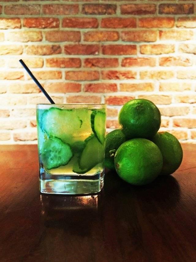 Состав и рецепт коктейля зеленая фея