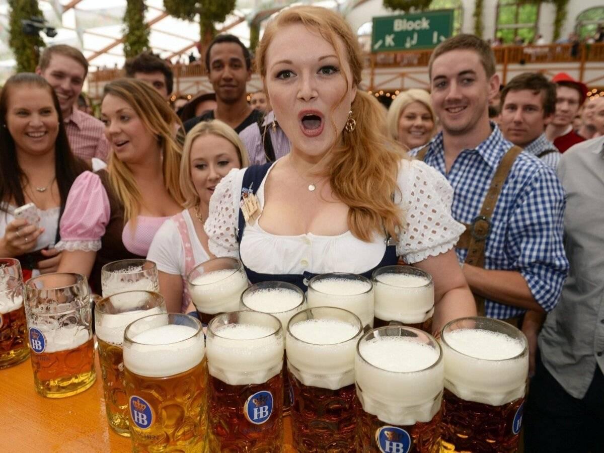 Праздник пива в германии: когда проходит фестиваль октоберфест
