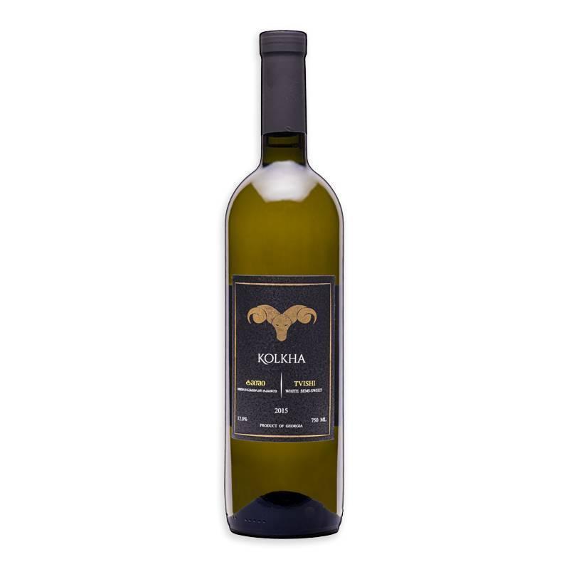 Описание технологий изготовления грузинского вина
