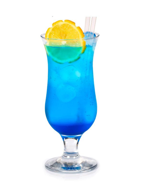 Рецепты коктейлей на основе ликера «блю кюрасао»