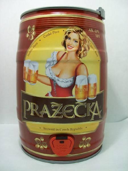 Пражечка - пиво из чехии + видео | наливали