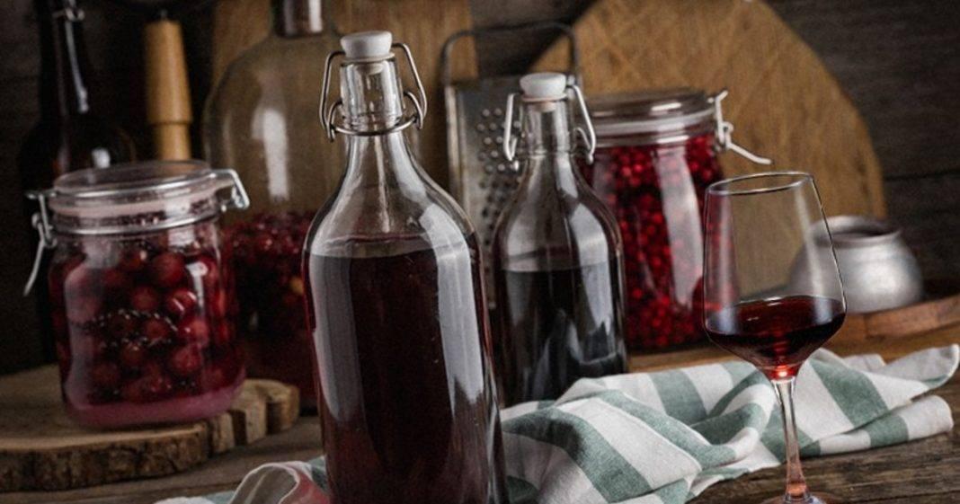 Вино из старого варенья в домашних условиях простой рецепт