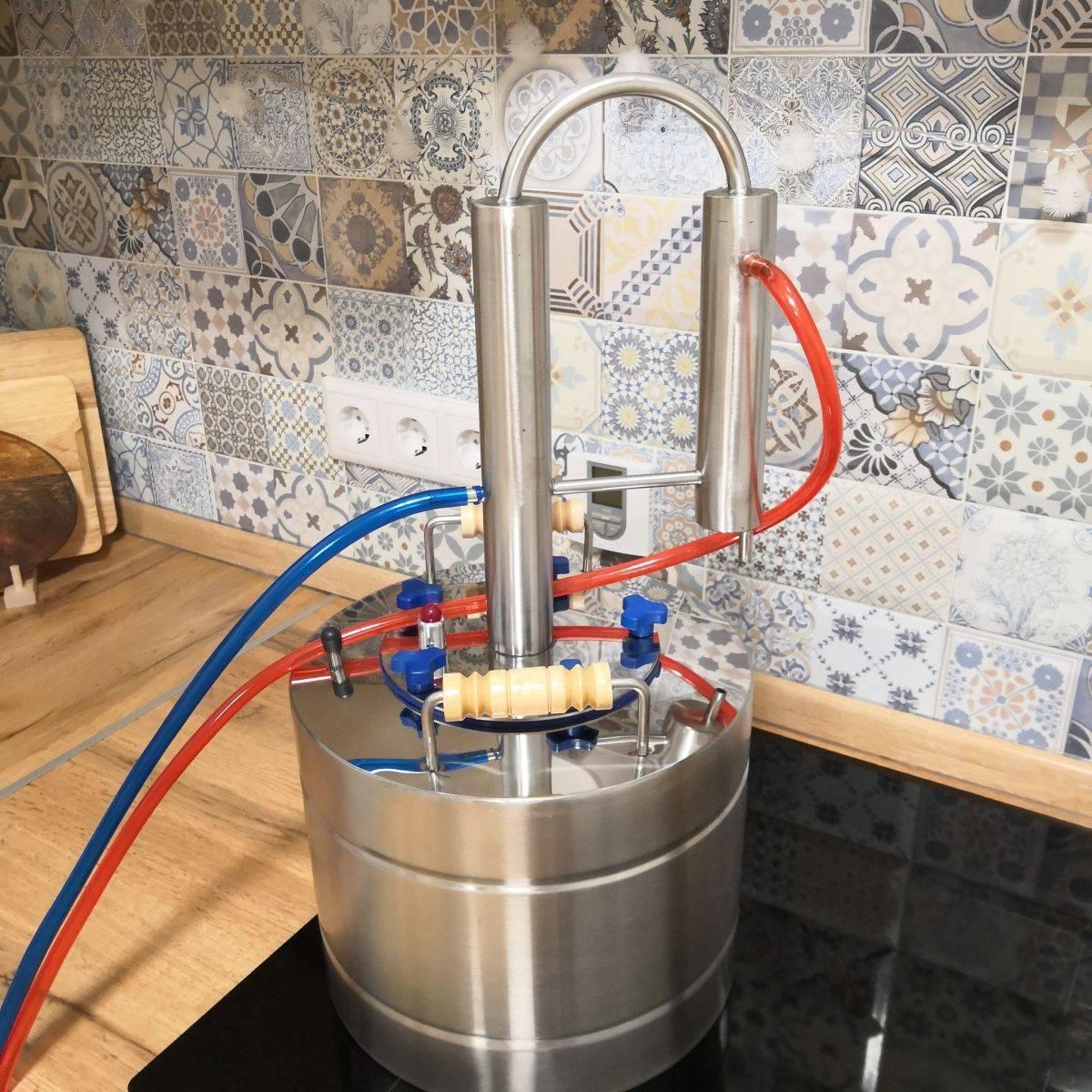 Как выгнать самогон, не имея самогонного аппарата? простые методы и рецепты в домашних условиях