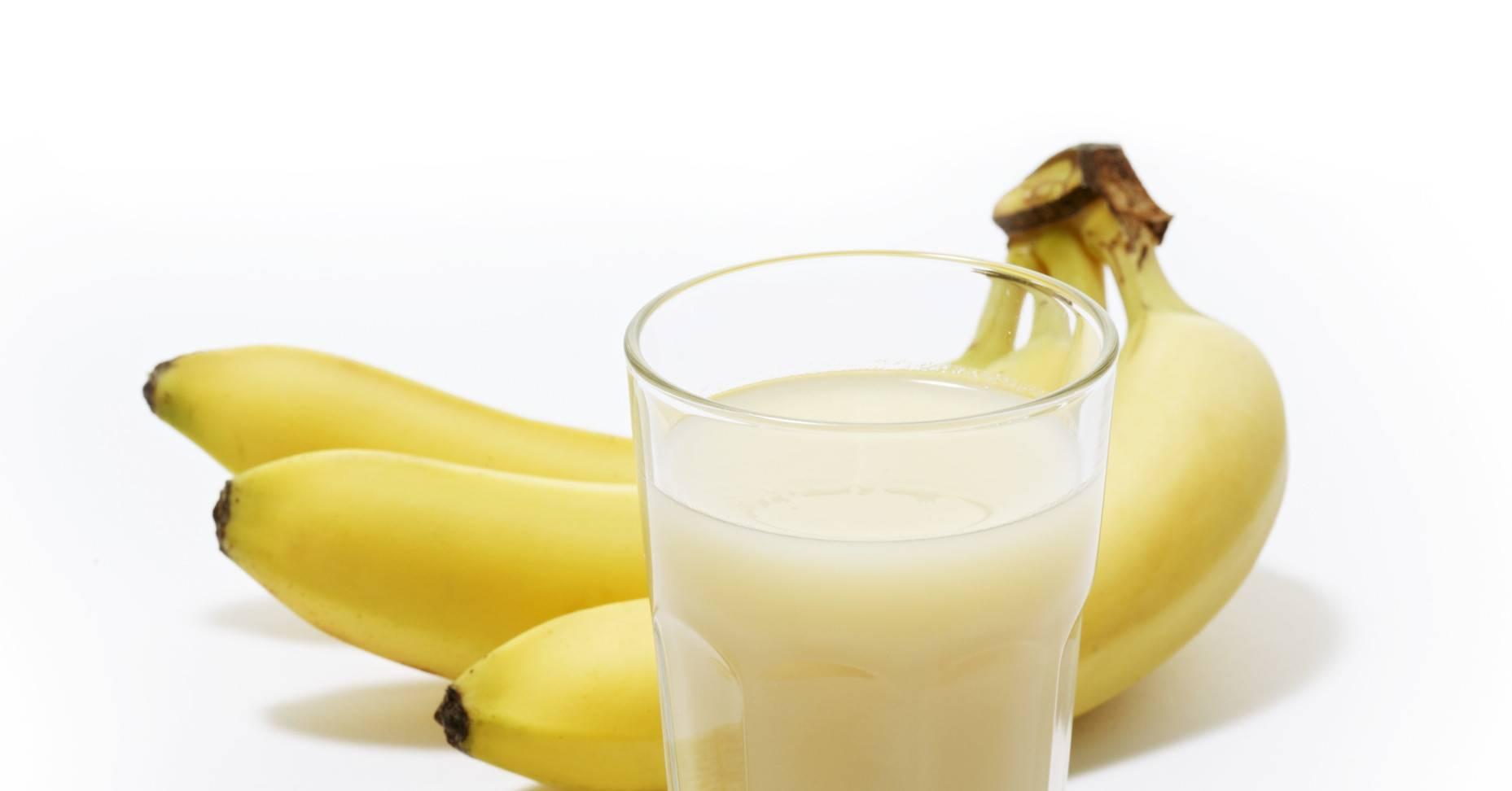 Готовим банановый ликёр в домашних условиях