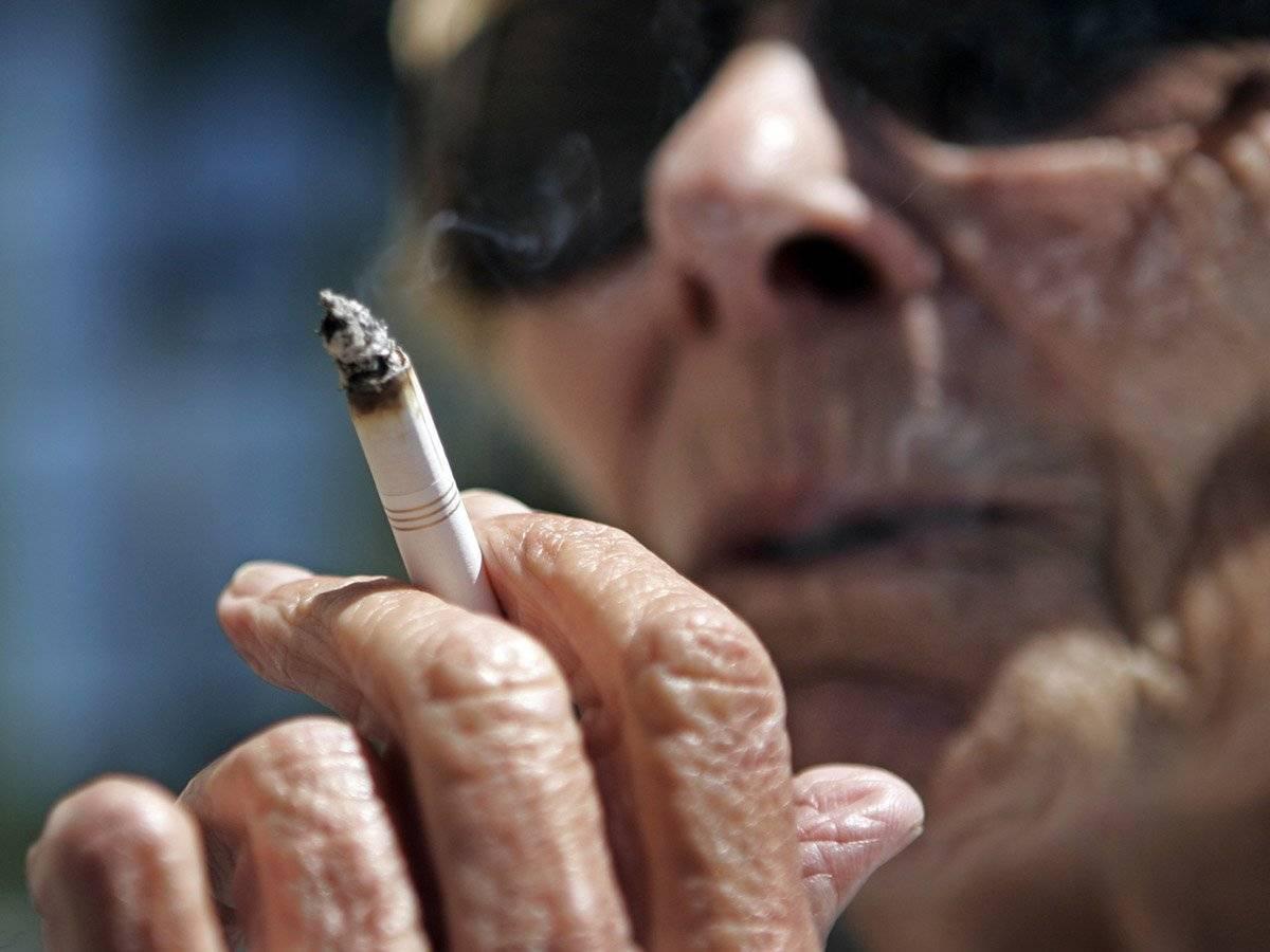 Стаж курения 13 лет последствия