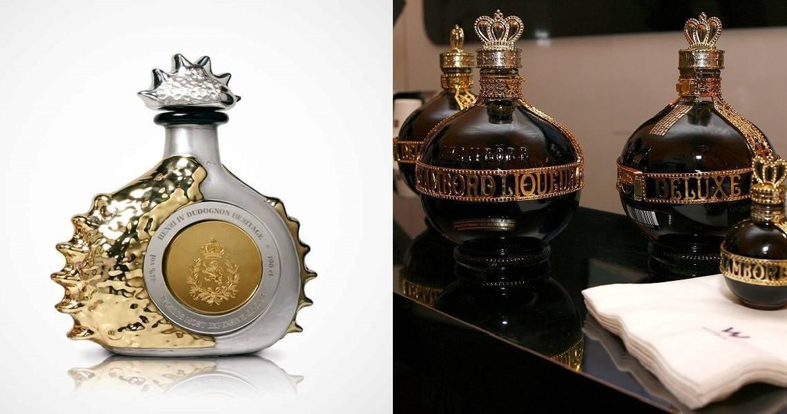 Топ 10 самые дорогие алкогольные напитки в мире - лучшие топ 10