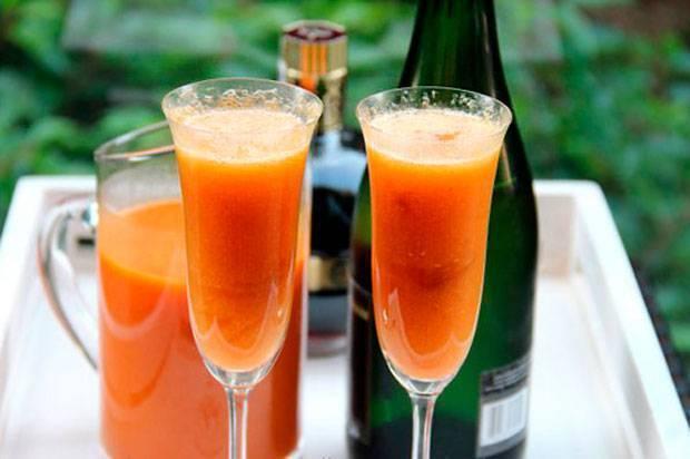 3 рецепта коктейля «Беллини» (Bellini) — напитка венецианской богемы