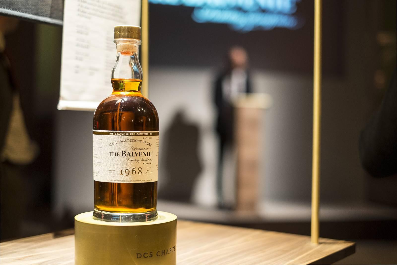 Виски «балвэни каррибиен каск 14 лет» 0,7л. крепость 43% п/у