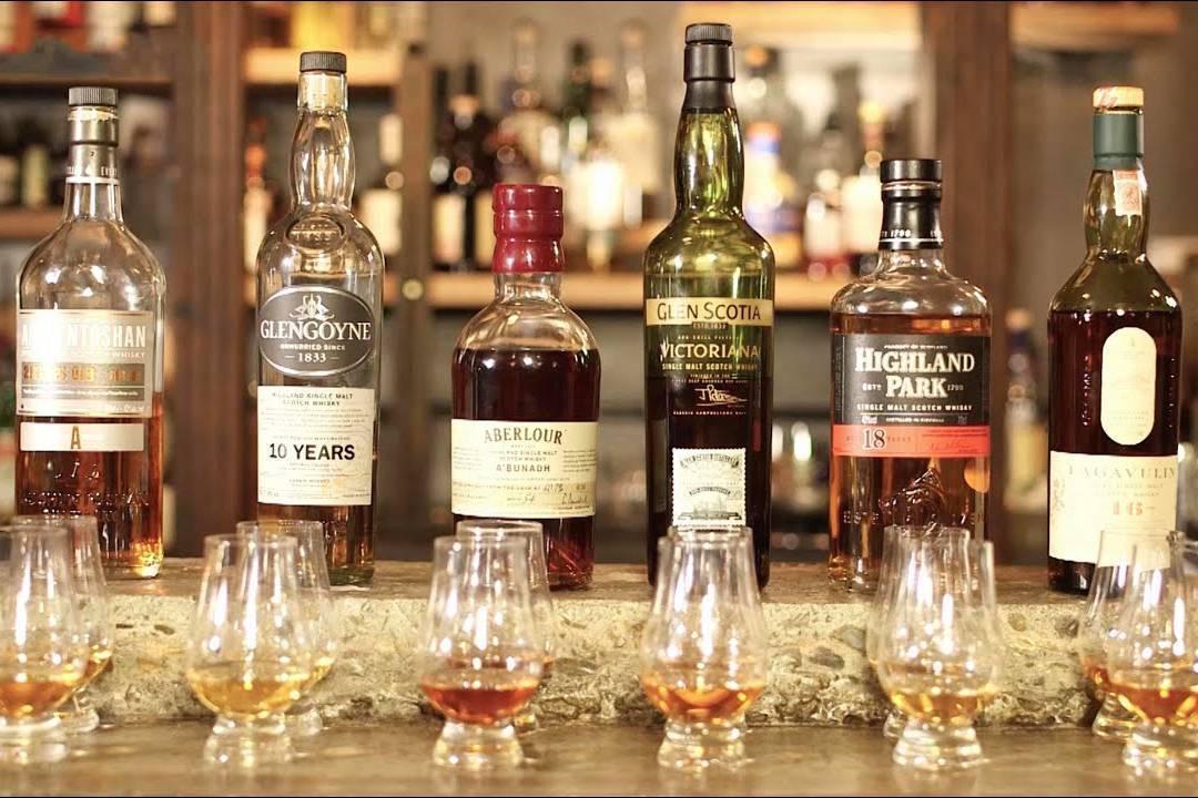 Список лучших ирландских и шотландских марок виски, популярные бренды в россии, а также односолодовые сорта