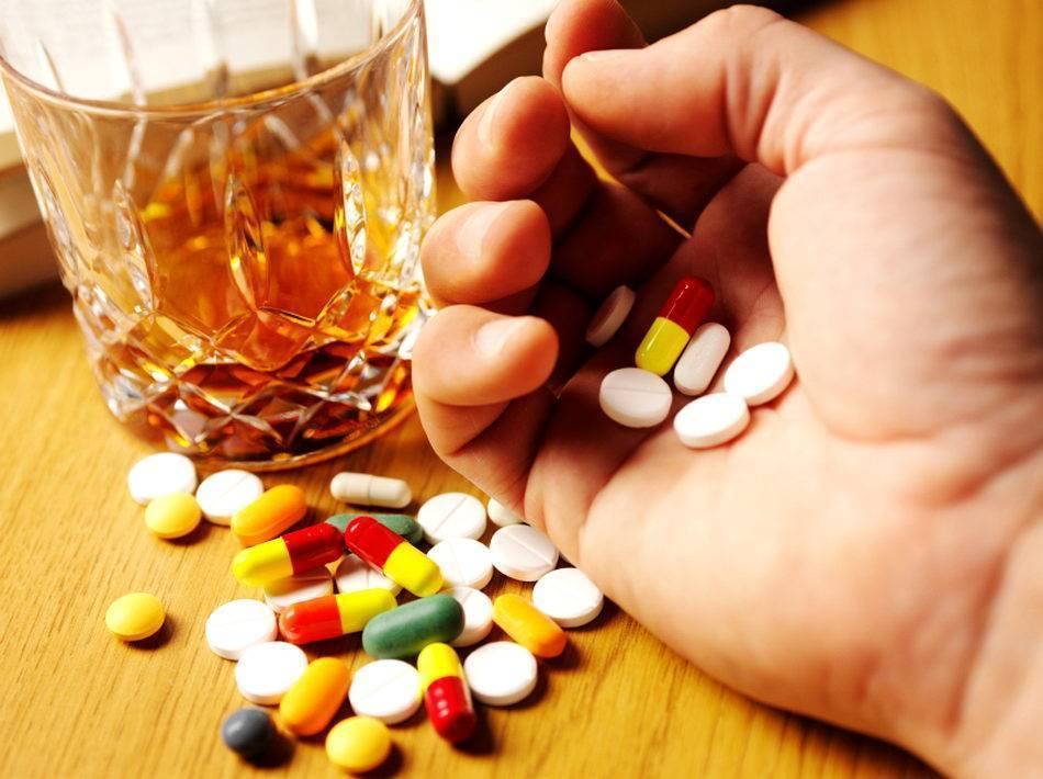 Алкоголь и обезболивающие: можно ли сочетать?